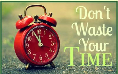 Stop Wasting Your Time – Short Story