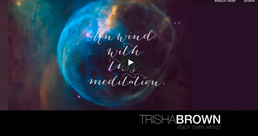 Meditation to Relax and Release Tension