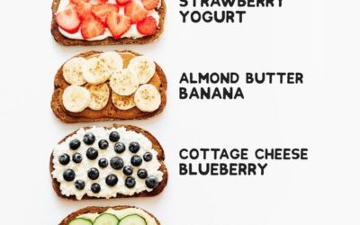 5 High-Protein Toast Toppings