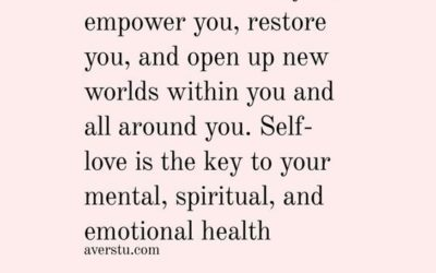 """""""Self Love Will Heal You"""" Quote"""