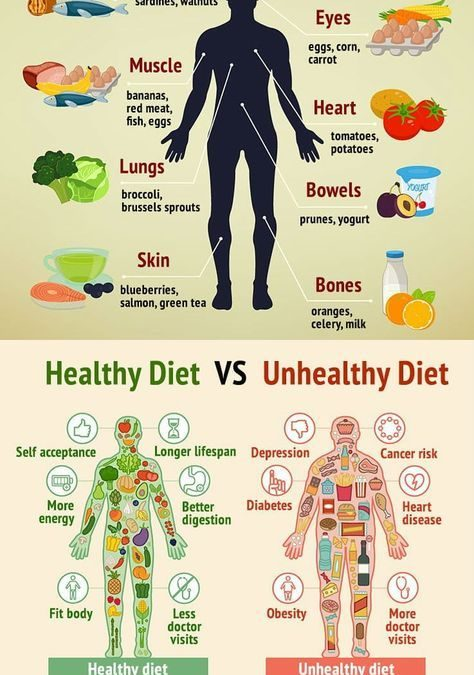 Best Foods for Your Body