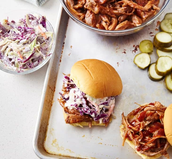 The Easiest Slow Cooker Pulled Pork