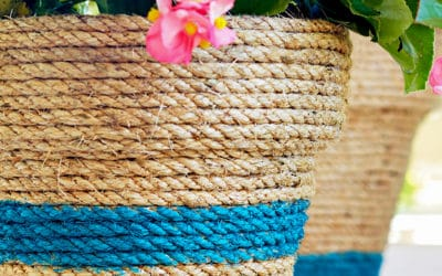 15 Outdoor DIY Decor Projects