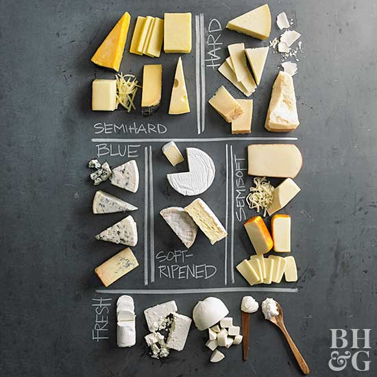 The Cheese Guide