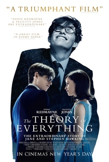The Theory of Everything – Movie