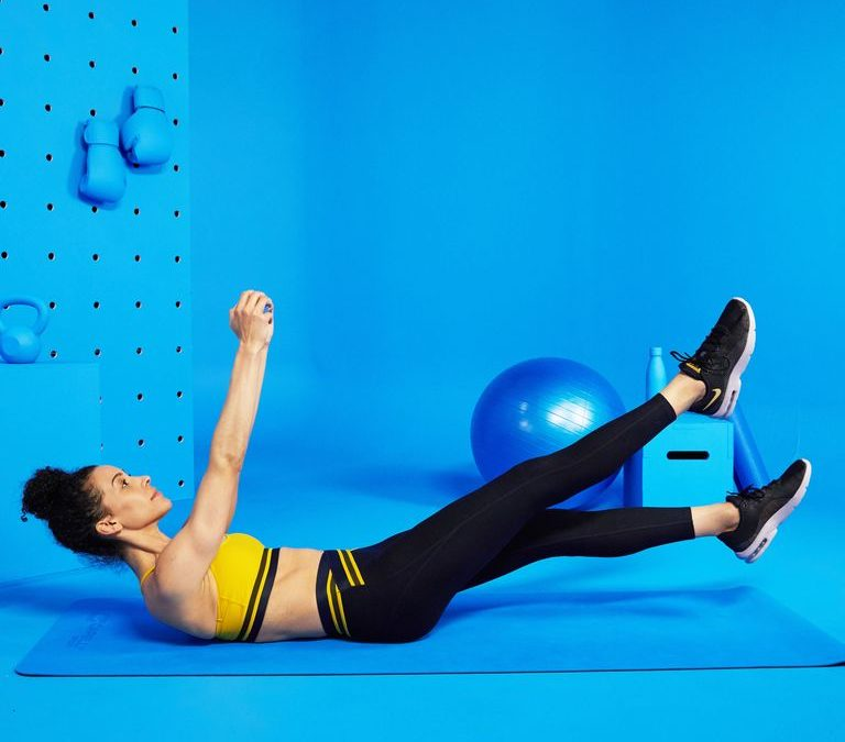 The Best Ab Workout to Transform Your Core in Weeks