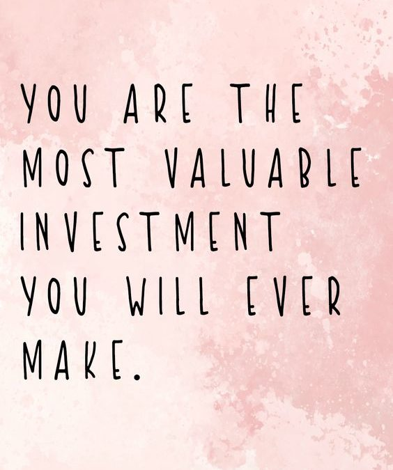 """""""You are the Most Valuable"""" Quote"""