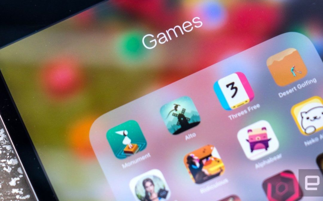The Best Phone Games for People with Stressful Jobs