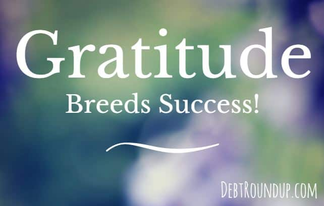 Using Gratitude to Succeed
